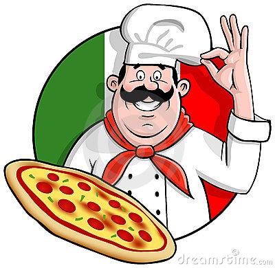 Pizza chef clipart picture free stock Pizza Chef Royalty Free Stock Images - Image: 8751369 picture free stock