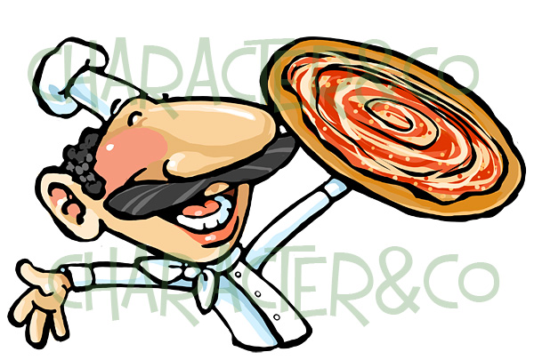 Pizza chef clipart png download Italian Pizza Chef Clipart - Clipart Kid png download