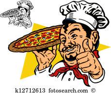 Pizza chef clipart library Pizza chef Clip Art Royalty Free. 2,691 pizza chef clipart vector ... library