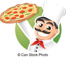 Pizza chef clipart png royalty free library Pizza chef Vector Clip Art Royalty Free. 3,088 Pizza chef clipart ... png royalty free library
