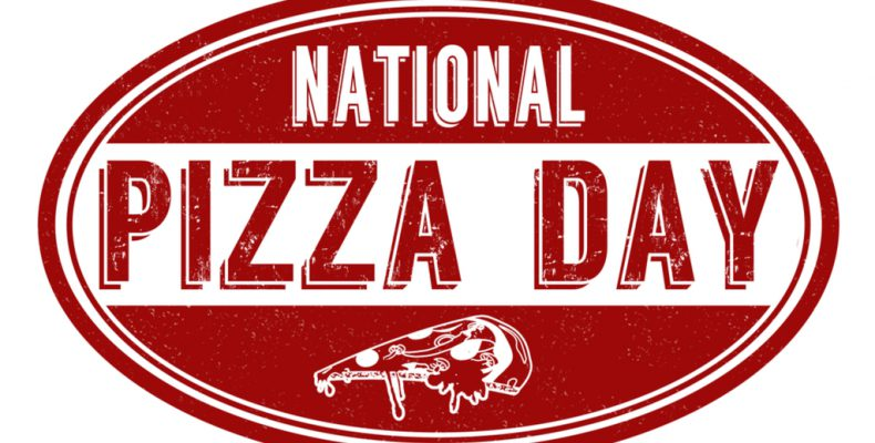 Pizza day clipart clip art transparent library Here\'s How to Celebrate National Pizza Day on February 9th ... clip art transparent library