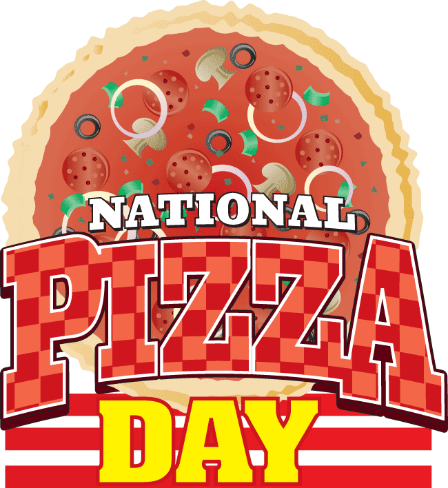 Pizza day clipart graphic royalty free stock National Pizza Day | Courageous Christian Father graphic royalty free stock