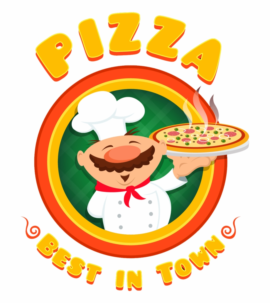 Pizza day clipart banner free stock Pepperoni Pizza Png Transparent Image Free Vector - 9th ... banner free stock
