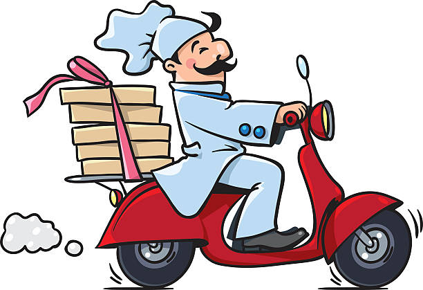 Pizza delivery clipart clipart royalty free stock Pizza delivery clipart 1 » Clipart Station clipart royalty free stock