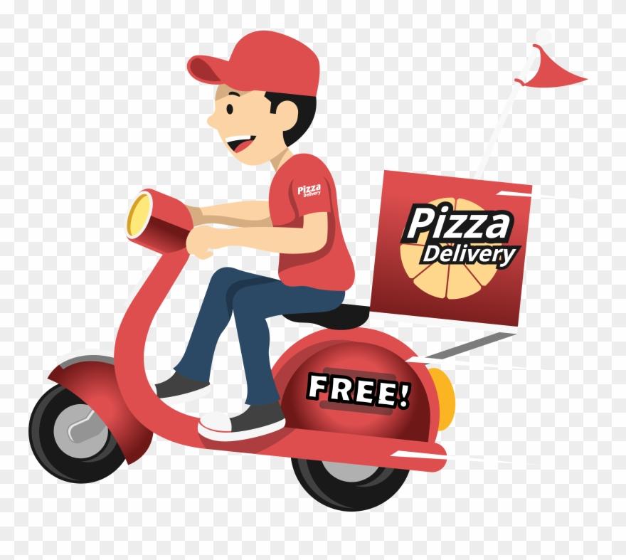 Pizza delivery clipart vector free Castiglia S Italian And Front Royal Castiglias - Pizza ... vector free