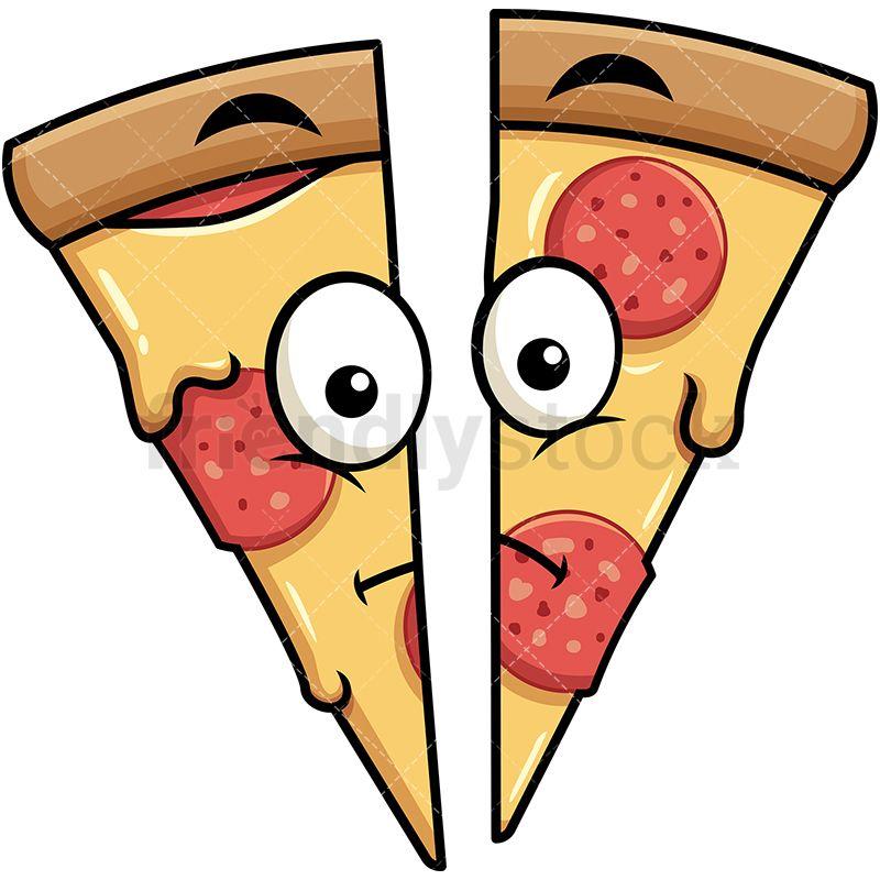 Pizza emoji clipart black and white library Cut In Half Pizza Emoji | emojis | Pizza emoji, Emoji, Emoji ... black and white library
