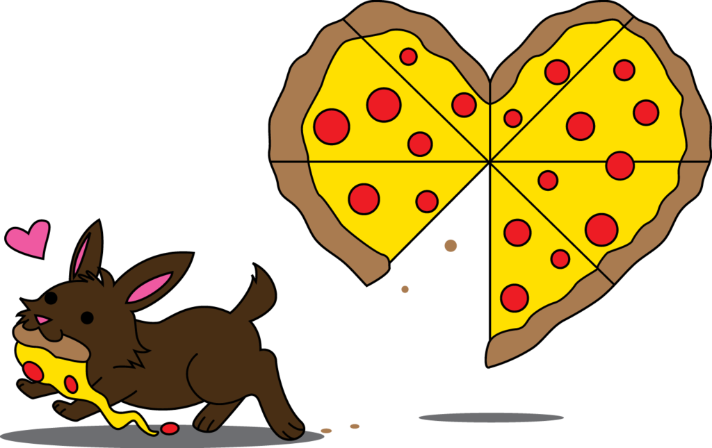 Pizza heart clipart jpg freeuse You've Stolen a Pizza my Heart by Dezu-the-Shaman on DeviantArt jpg freeuse