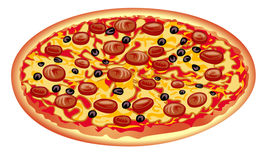 Pizza heart clipart clip royalty free stock Download 50 Pizza Food Clipart Images Free - Free Clipart Graphics ... clip royalty free stock