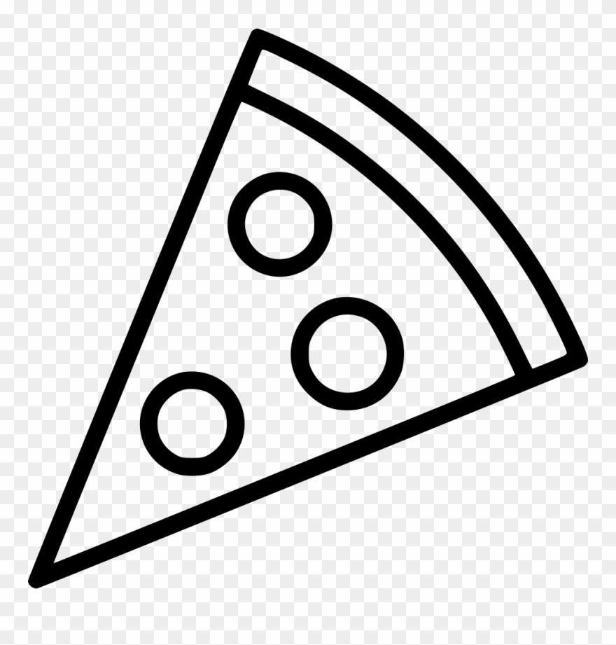 Pizza icon clipart clip transparent download Pizza Slice Icon Png Clipart (#3456726) - PinClipart clip transparent download
