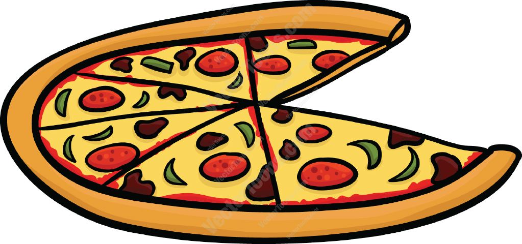 Pizza icon clipart banner library library Free Pizza Slice Cartoon, Download Free Clip Art, Free Clip ... banner library library