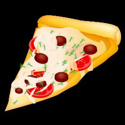 Pizza icon clipart clip download Slice Of Pizza Icon, PNG ClipArt Image | IconBug.com clip download