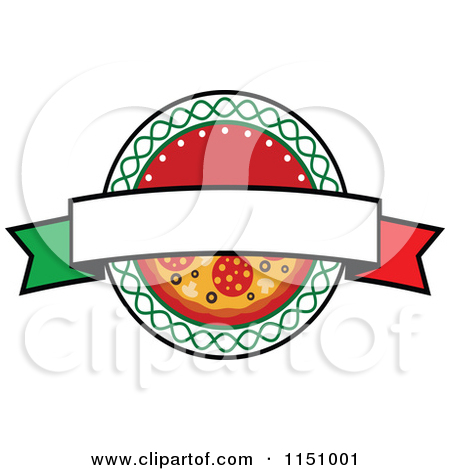 Pizza logo clipart graphic free Royalty-Free (RF) Pizza Logo Clipart, Illustrations, Vector ... graphic free