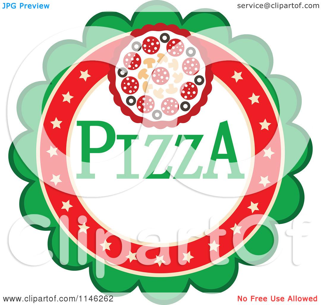 Pizza logo clipart clip art freeuse Pizza logo clipart - ClipartFest clip art freeuse