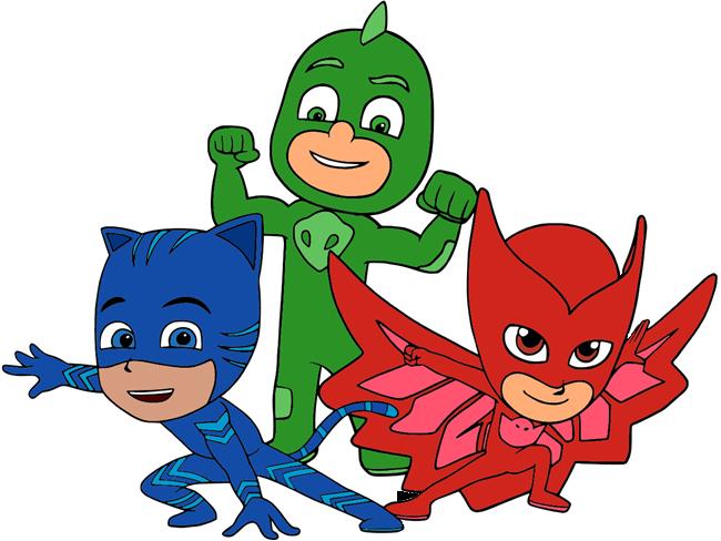 Owlette clipart graphic download PJ Masks Clip Art   Disney Clip Art Galore graphic download