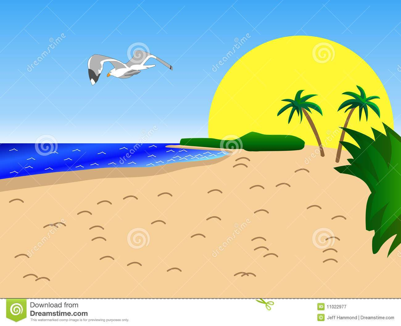 Plage clipart graphic freeuse Plage clipart 3 » Clipart Portal graphic freeuse