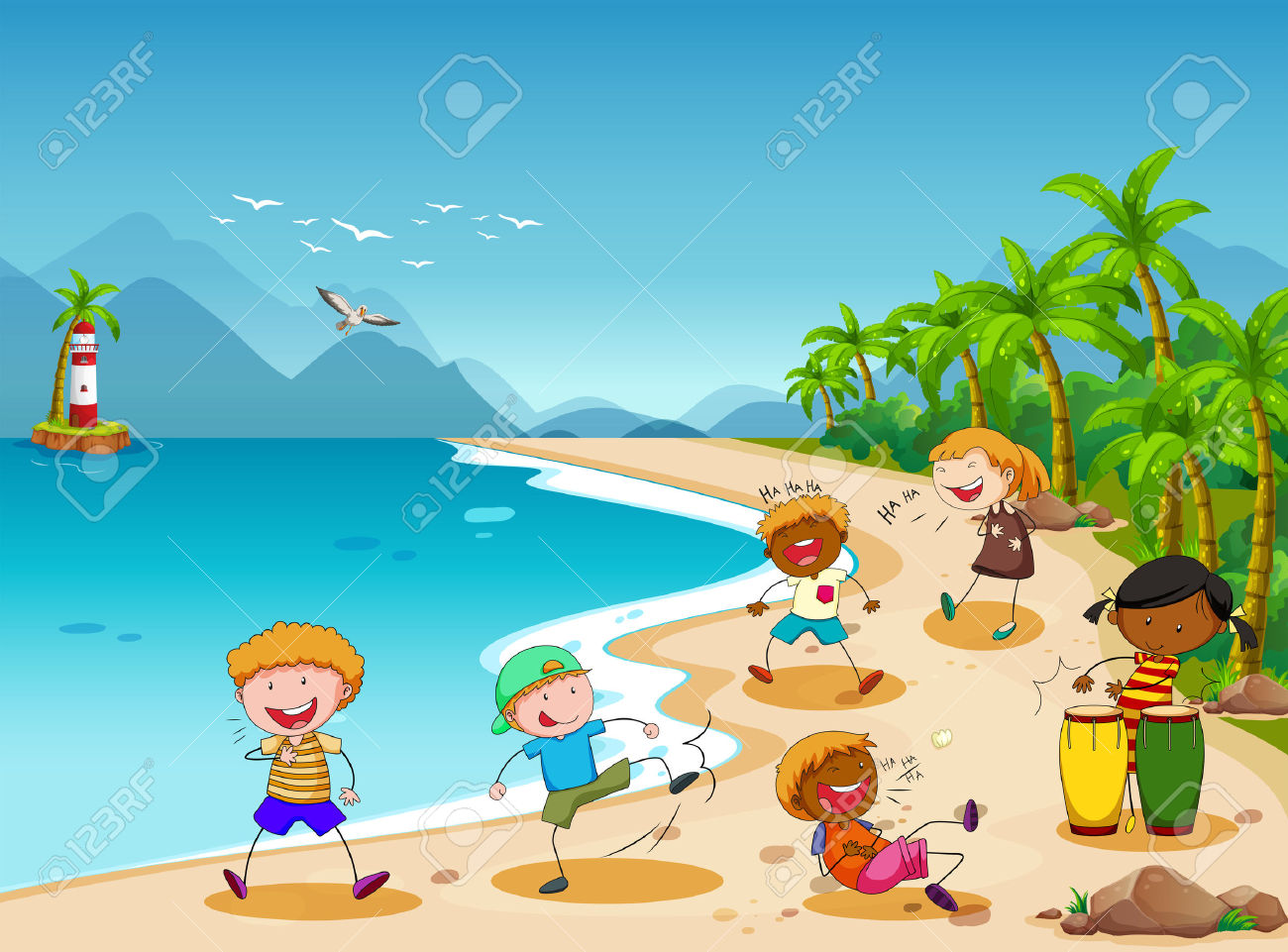 Plage clipart clipart freeuse Plage clipart 10 » Clipart Station clipart freeuse