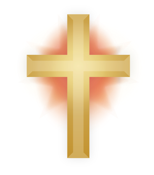 Plain cross clipart png freeuse stock Gold Cross Clip Art (18+) png freeuse stock
