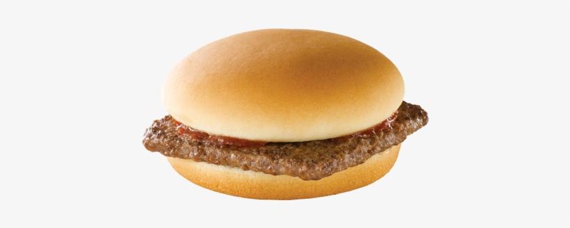 Plain hamburger clipart picture download Kids\' Hamburger - Plain Hamburger With Ketchup - Free ... picture download