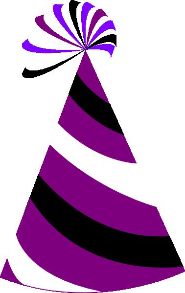 Plain party hat clipart purple transparent background picture black and white download Party Hat Clipart Transparent Background | Free download ... picture black and white download