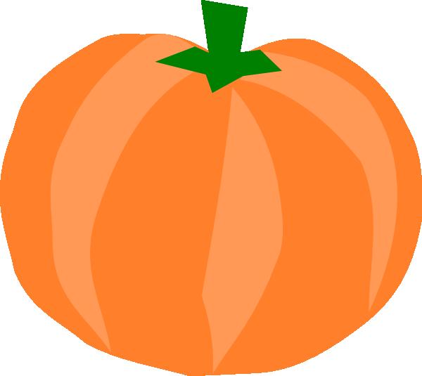 Plain pumpkin without a stem clipart vector free stock Plain · ClipartHot vector free stock