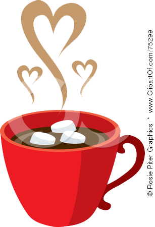 Plain red hot cocoa mug clipart clip art freeuse stock Collection of Hot cocoa clipart | Free download best Hot ... clip art freeuse stock