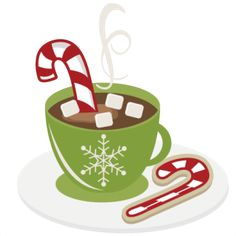 Plain red hot cocoa mug clipart free free library 51 Best HOT CHOCOLATE AND COFFEE CLIPART images in 2016 ... free library