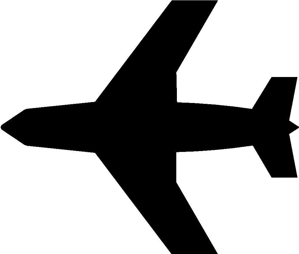 Plane clipart png library stock Plane Clipart - Clipart Kid png library stock
