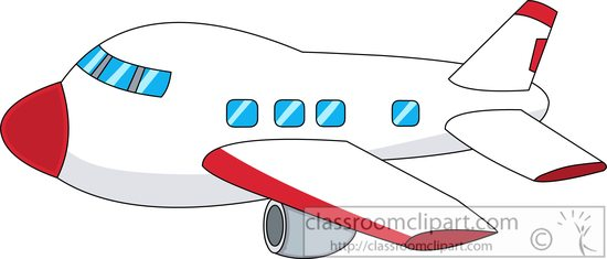 Plane clipart banner royalty free library Cartoon plane clipart - ClipartFest banner royalty free library