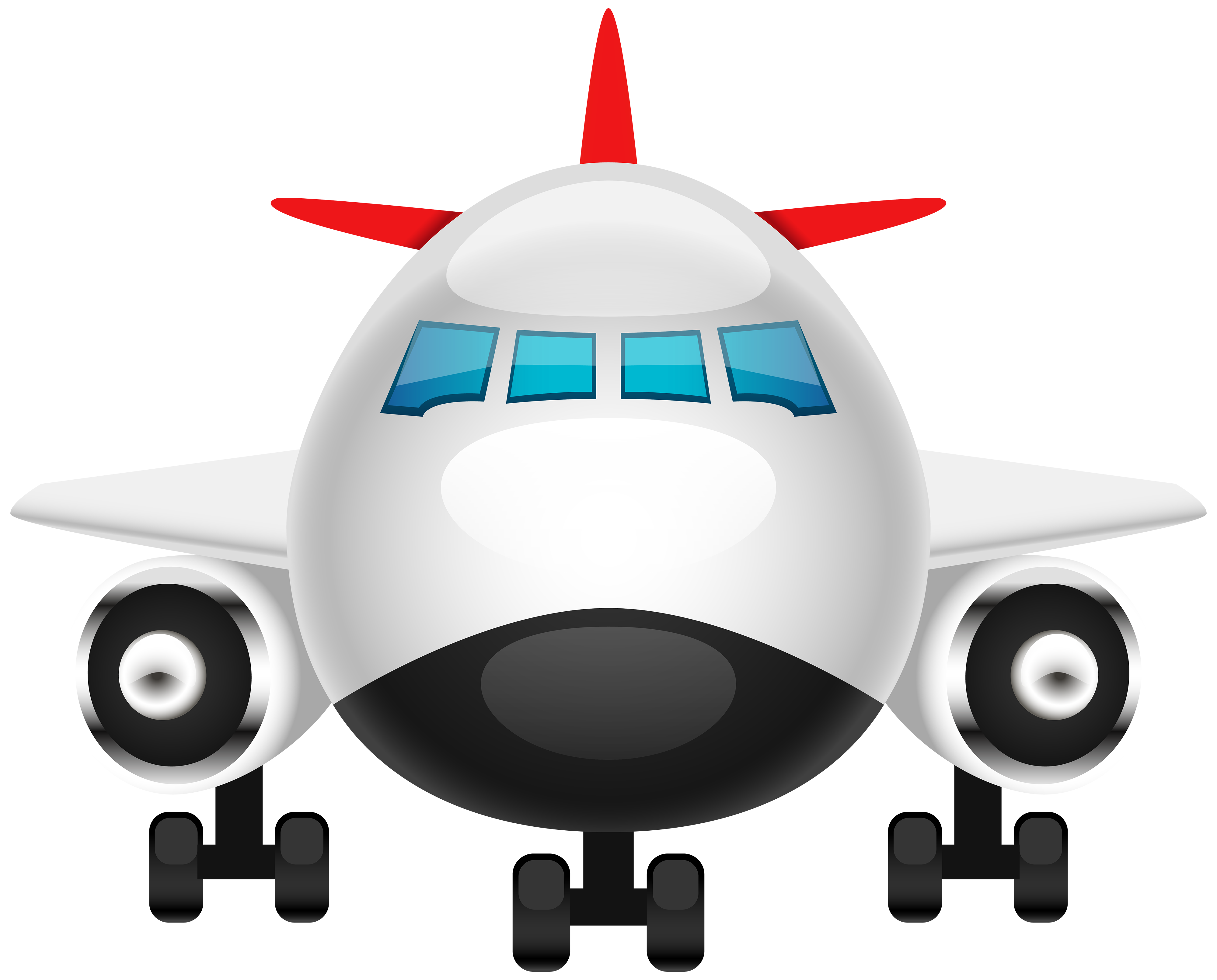 Plane clipart front jpg royalty free download Plane PNG Clipart - Best WEB Clipart jpg royalty free download