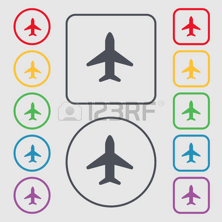 Plane clipart square banner library library Plane clipart square travel - ClipartFest banner library library