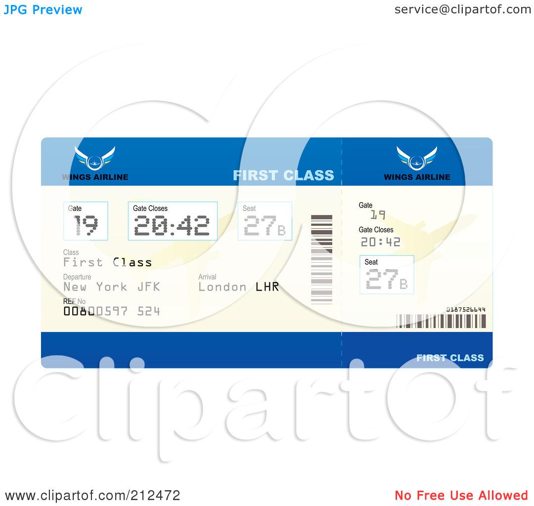Plane gates clipart image free stock Plane Ticket Clipart - Clipart Kid image free stock