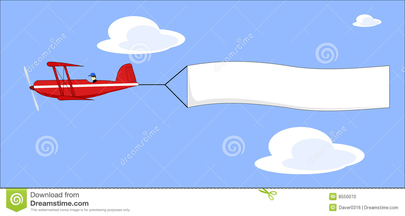 Plane pulling sign clipart graphic library download Plane pulling sign clipart - ClipartFest graphic library download