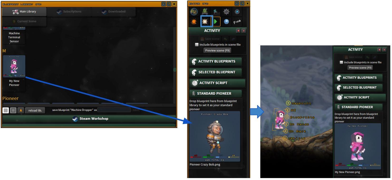 Planetoid pioneers mod cliparts jpg transparent Teach Modding with Planetoid Pioneers jpg transparent