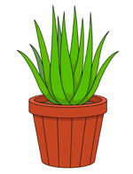 Plant clip art images vector stock Free Plants Clipart - Clip Art Pictures - Graphics - Illustrations vector stock