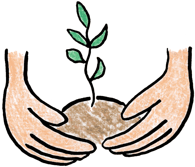 Tree growing clipart clip art freeuse Planting Clipart & Planting Clip Art Images - ClipartALL.com clip art freeuse