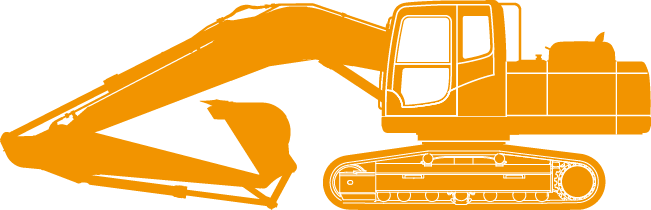 Plant hire clipart picture library stock Areas We Serve - Sparling Skip Hire picture library stock