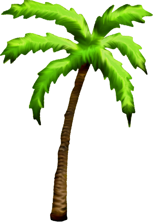 Reading under a tree clipart clipart royalty free library Palm Tree Transparent PNG Pictures - Free Icons and PNG Backgrounds clipart royalty free library