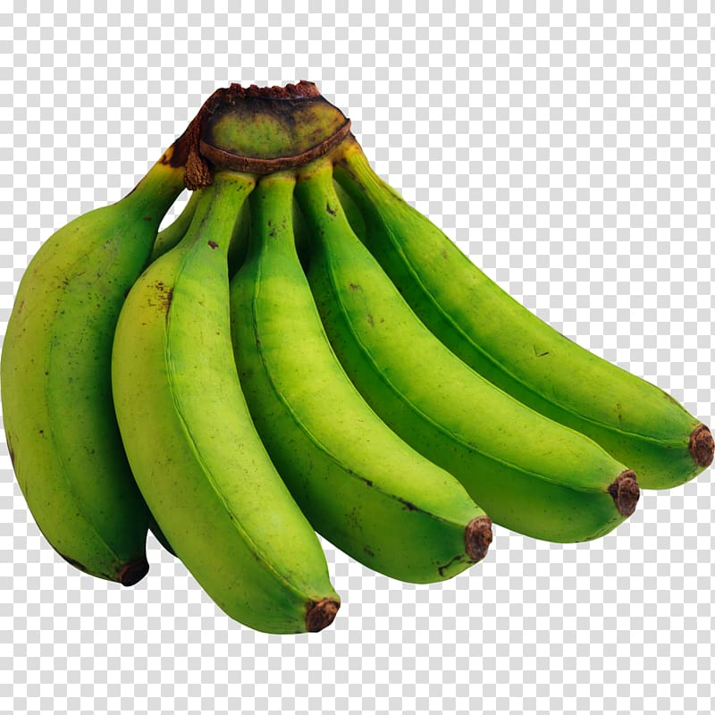 Plantains clipart transparent library Cooking banana Vegetable Fruit Ripening, plantain ... transparent library