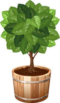 Planters clipart image download 188 Best CLIP ART - POTTED PLANTS - CLIP ART images in 2016 ... image download