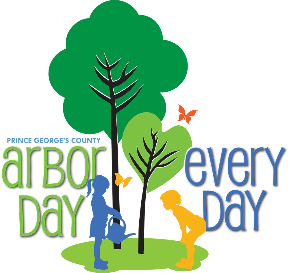 Planting tree clipart free download Arbor Day Every Day | Prince George's County, MD free download