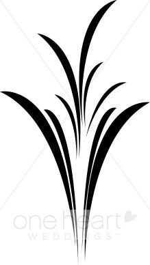 Plants decoration acents clipart black and white png royalty free download Spraying Fountain Decoration | Fancy Border Accents png royalty free download