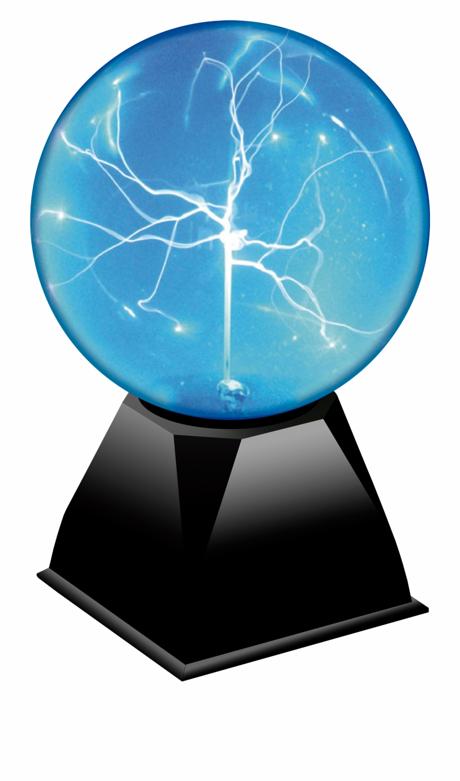 Plasma ball clipart graphic download Plasma Ball Blueray - Globe Free PNG Images & Clipart ... graphic download