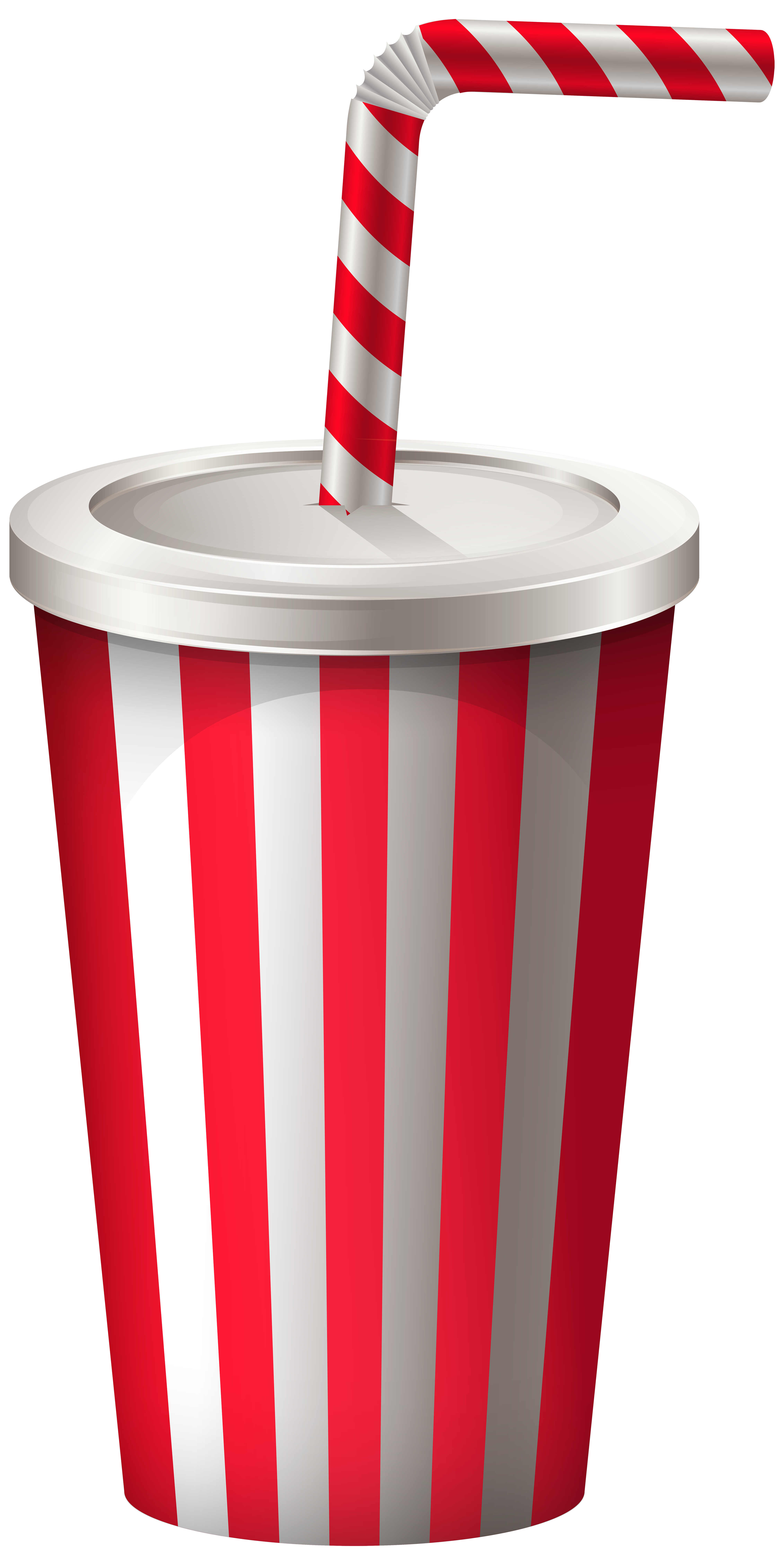 Plastic cup lid and straw clipart png transparent image library download Drink Cup with Straw PNG Transparent Clip Art Image ... image library download