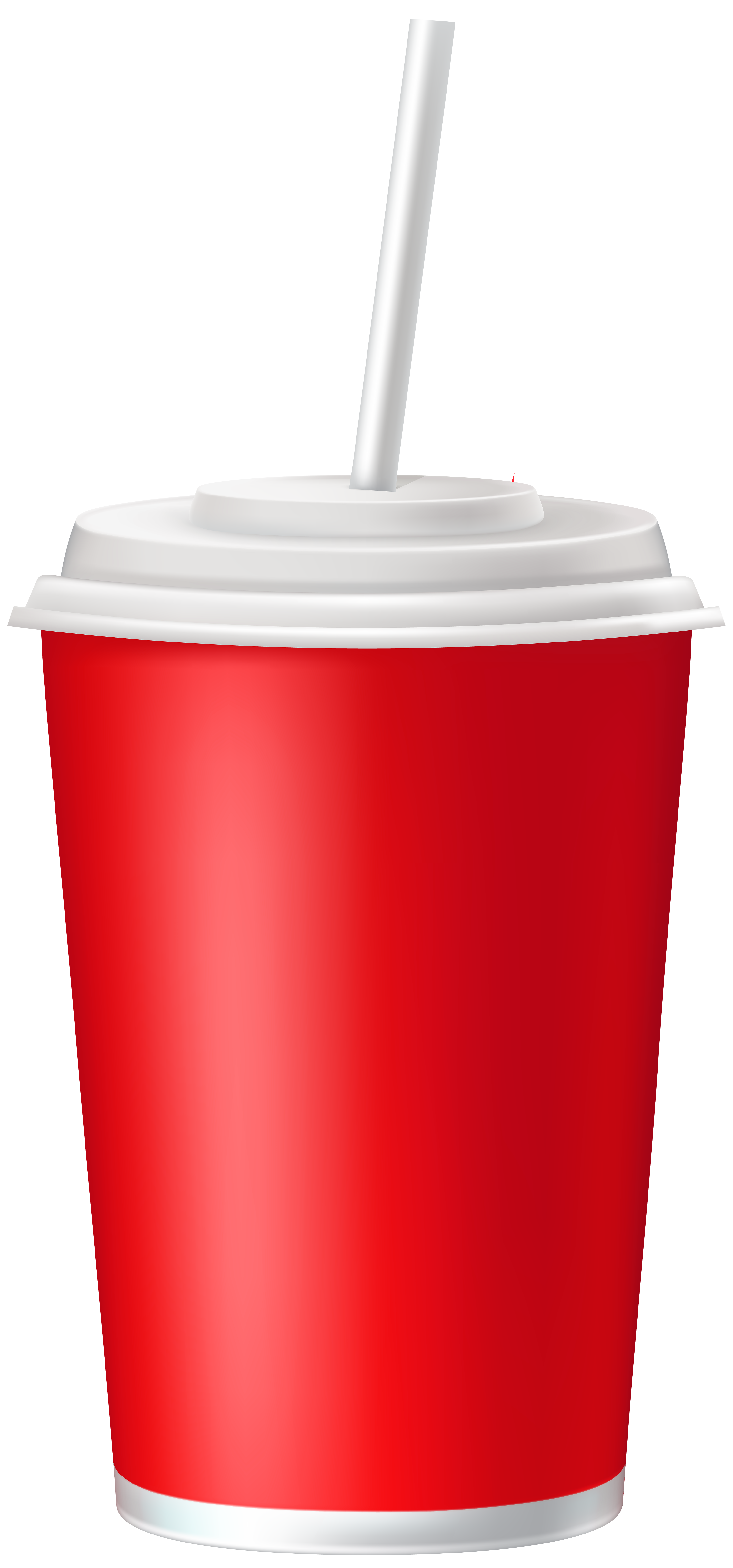 Plastic cup lid and straw clipart png transparent svg transparent Plastic Cup with Straw PNG Clipart | Gallery Yopriceville ... svg transparent