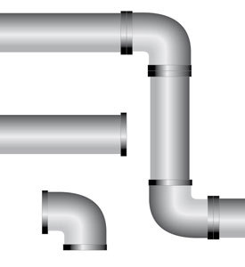 Plastic pipe clipart clipart black and white download PVC Pipe Cliparts - Cliparts Zone clipart black and white download