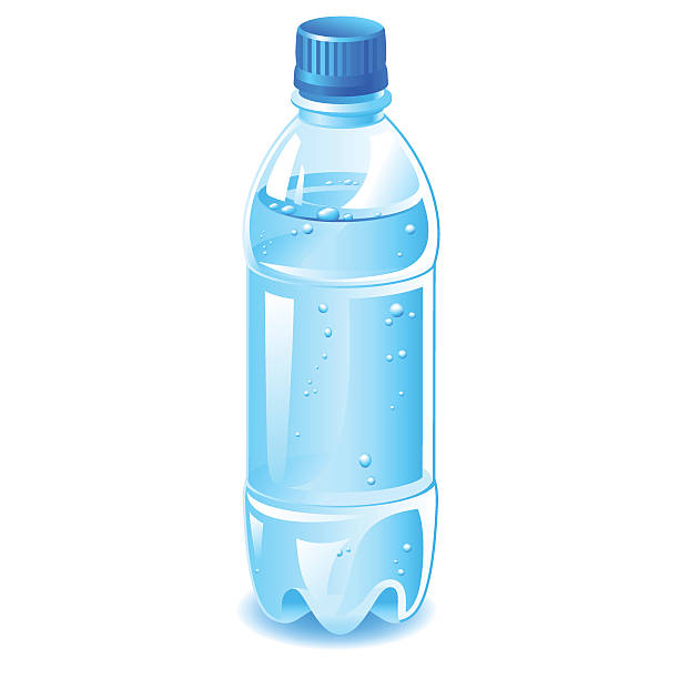 Plastic water bottle clipart svg freeuse library Royalty Free Empty Plastic Water Bottle Clip Art Vector ... svg freeuse library