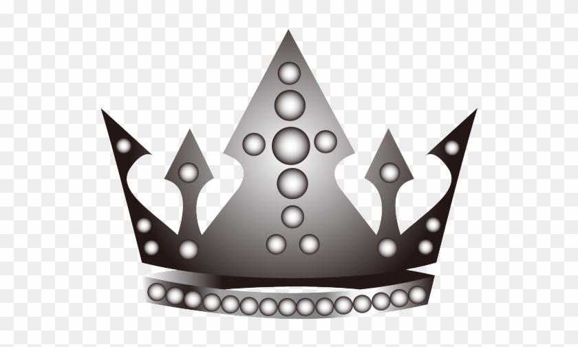 Plata clipart svg transparent Silver Clipart Grey Crown - Corona De Plata Png, Transparent ... svg transparent