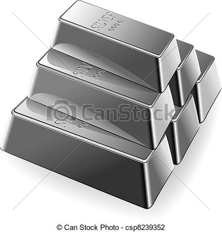 Plata clipart jpg stock of silver bars clip art   Clipart Panda - Free Clipart Images jpg stock