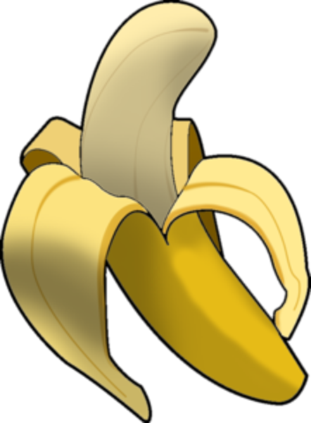 Platano clipart image free library Platano Md | Free Images at Clker.com - vector clip art ... image free library