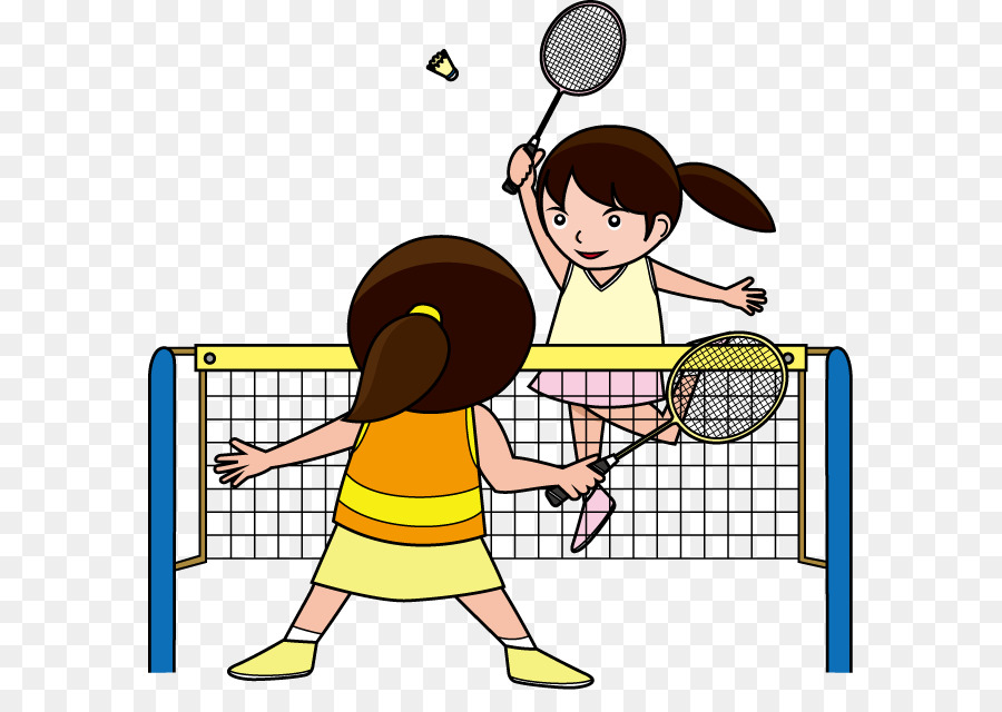 Play badminton clipart image freeuse stock Badminton Background 633*622 transprent Png Free Download ... image freeuse stock